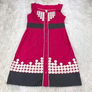 Floreat Anthropologie Sweet As Pie Dress